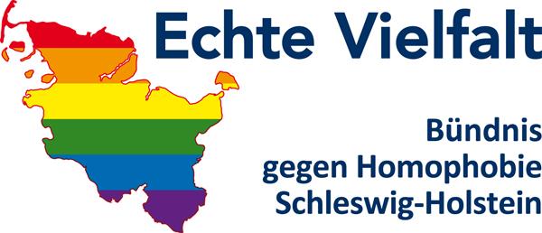 Aktionsplan Echte Vielfalt: Bündnis gegen Homophobie Schleswig-Holstein